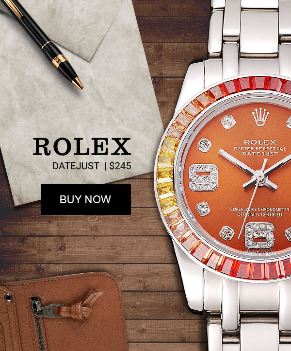 Rolex Datejust Diamonds Replica