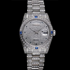 Rolex Miyota Diamond Day-Date